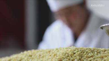 Edible seed helps locals cast off poverty in SW China's Guizhou